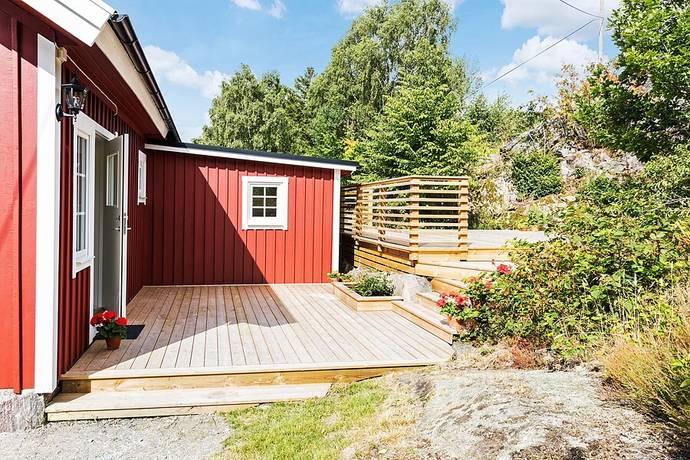 Bild: 3 rum villa på Budalsvägen 143, Tjörns kommun Sibräcka