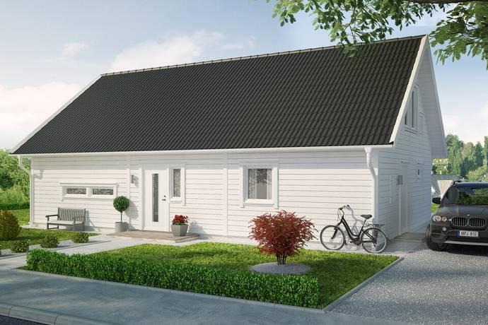 Bild: 6 rum villa på Visterud 2, Forshaga kommun