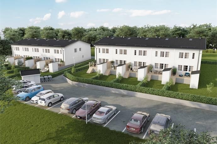 Bild: 4 rum bostadsrätt på Boställsvägen, Åtvidabergs kommun ÅTVIDABERG