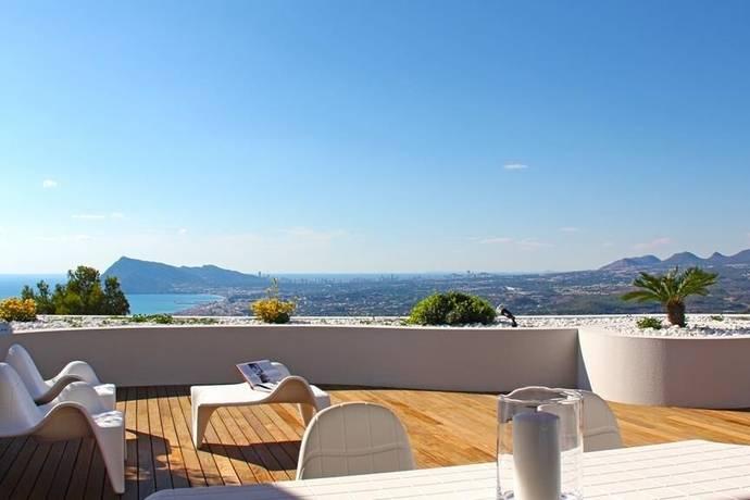 Bild: 4 rum bostadsrätt på Lägenhet i Altea, Alicante, Spanien