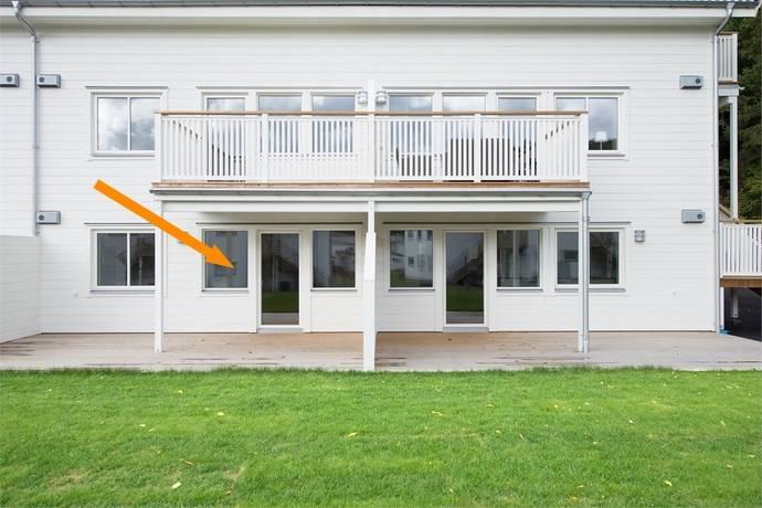 Bild: 2 rum bostadsrätt på Utsiktsvägen 6 B, Uddevalla kommun