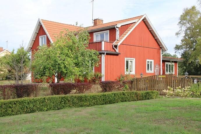 Bild: 6 rum villa på Prästgårdsvägen 25, Torsås kommun Söderåkra