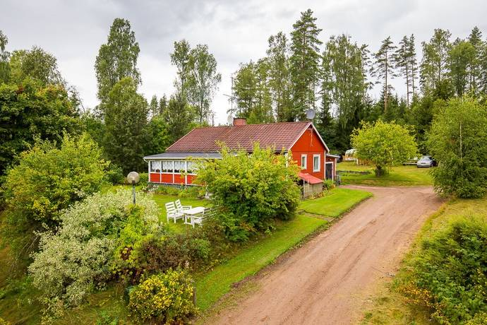 Bild: 3 rum villa på Pustbacken 3, Hagfors kommun