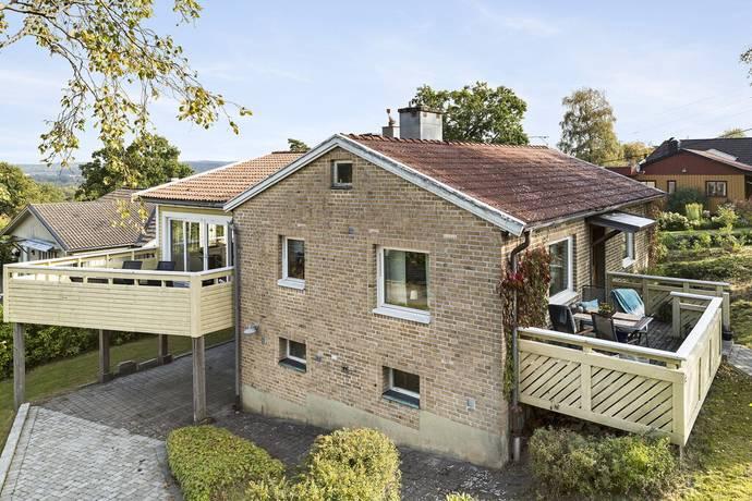 Bild: 6 rum villa på Kullavägen 6, Härryda kommun Pixbo