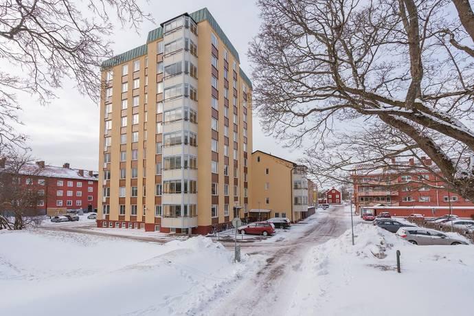 Bild: 4 rum bostadsrätt på Övre Åkargatan 56 B, Gävle kommun Söder