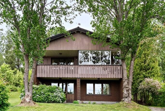 Bild: 5 rum villa på Måsgatan 19, Sundsvalls kommun Petersvik