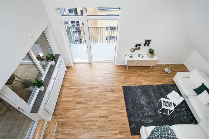 Bild: 5 rum bostadsrätt på Lillbackavägen 7, Örebro kommun Södra Ladugårdsängen