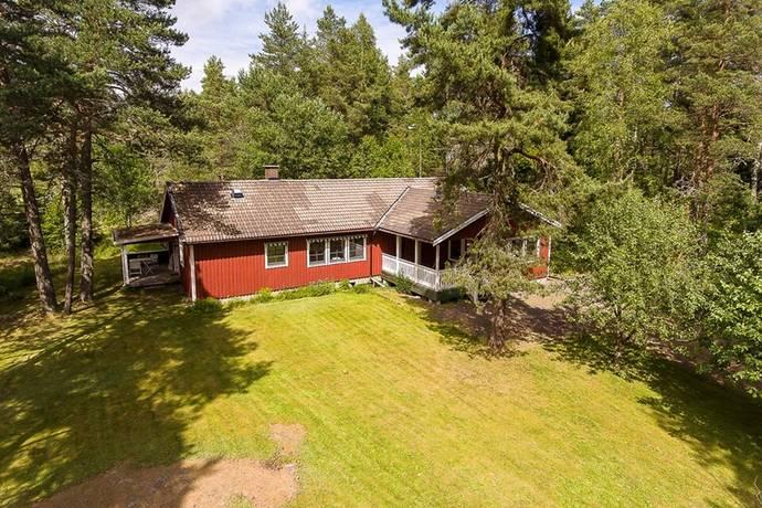 Bild: 5 rum gård/skog på Åsmunderud Hagalund 1&2, Grums kommun Åsmunderud