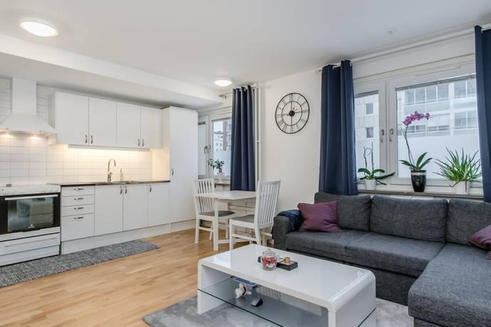 Bild: 2 rum bostadsrätt på Rosenhällsgatan 6, Eskilstuna kommun