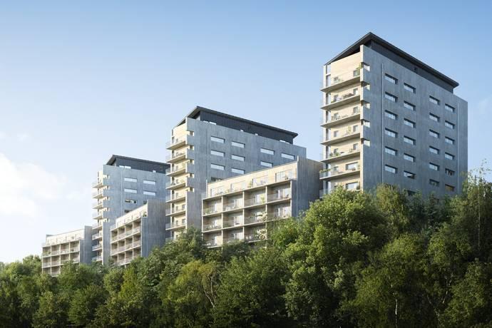 Bild: 5 rum bostadsrätt på Doktor Allards Gata 14, Göteborgs kommun