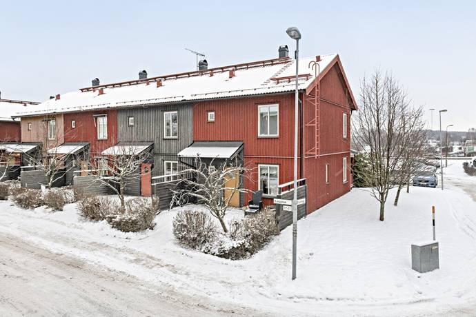 Bild: 5 rum villa på Lergatan 23D, Borlänge kommun Borlänge