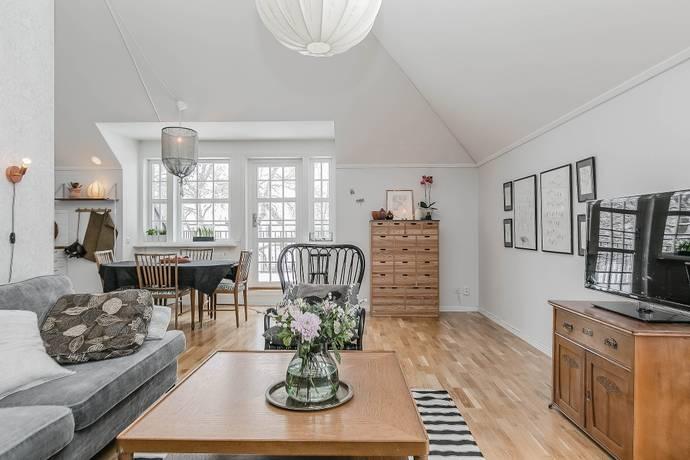 Bild: 4 rum bostadsrätt på Sundbyvägen 49, Strängnäs kommun Sundby Park