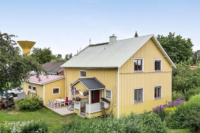Bild: 6 rum villa på Norralagatan 29, Söderhamns kommun