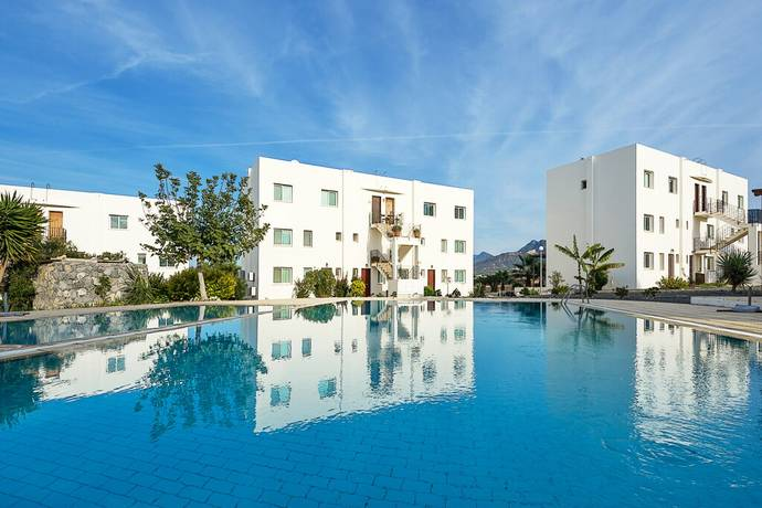 Bild: 3 rum bostadsrätt på Blue Bay village, penthouse, Cypern Bacheli