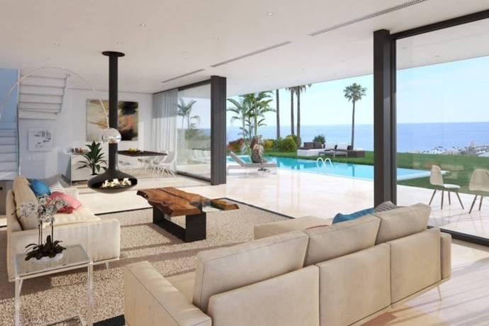 Bild: 5 rum villa på Estepona, Spanien Estepona