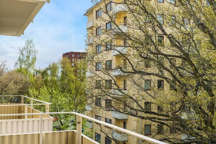 Bild: 2 rum bostadsrätt på Sandhamnsgatan 13, Stockholms kommun Gärdet