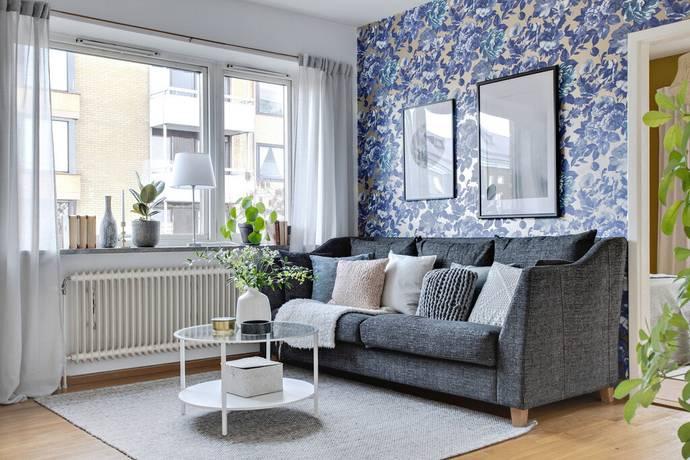Bild: 2 rum bostadsrätt på Mintensgatan 5B, Göteborgs kommun Lunden