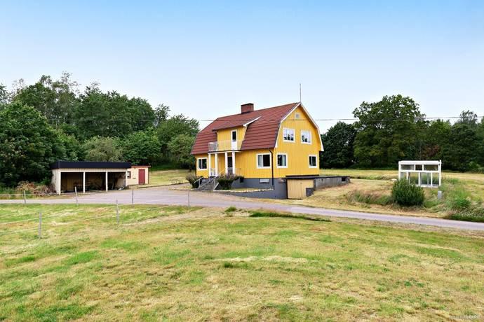 Bild: 6 rum villa på Brehult 372, Halmstads kommun Gräsås