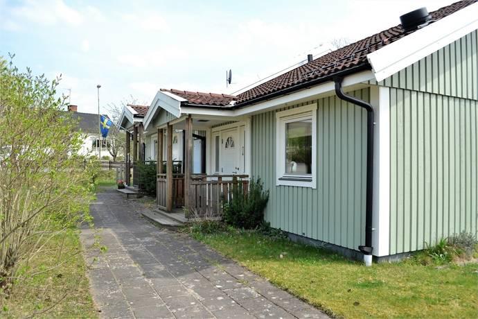 Bild: 2 rum radhus på Pionvägen 3, Sävsjö kommun Djurgårdsområdet