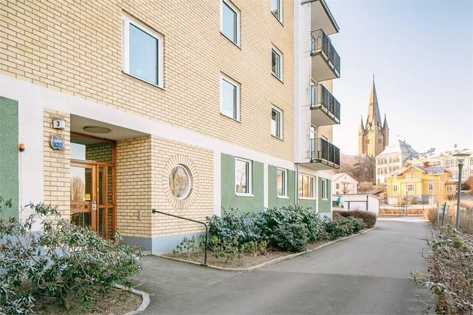Bild: 4 rum bostadsrätt på Strandvägen 3, Mariestads kommun Centrum/Nyestan