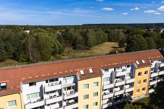 Bild: 1 rum bostadsrätt på Bangatan 14, Vänersborgs kommun Mariero