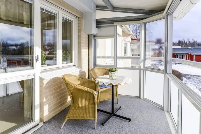 Bild: 3 rum bostadsrätt på Vråenvägen 21, lgh 1101, Värnamo kommun Vråen