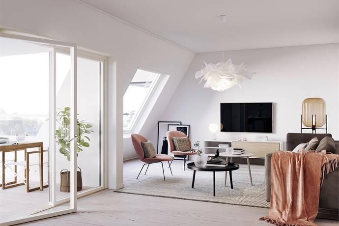 Bild: 2 rum bostadsrätt på Kilströmskaj A2 1402, Karlskrona kommun Brf Lilla Holm