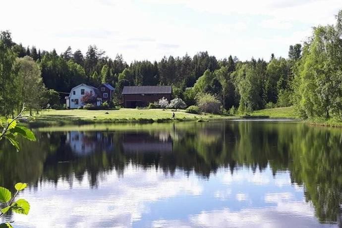 Bild: 110 m² gård/skog på Grössjö 234, Kramfors kommun