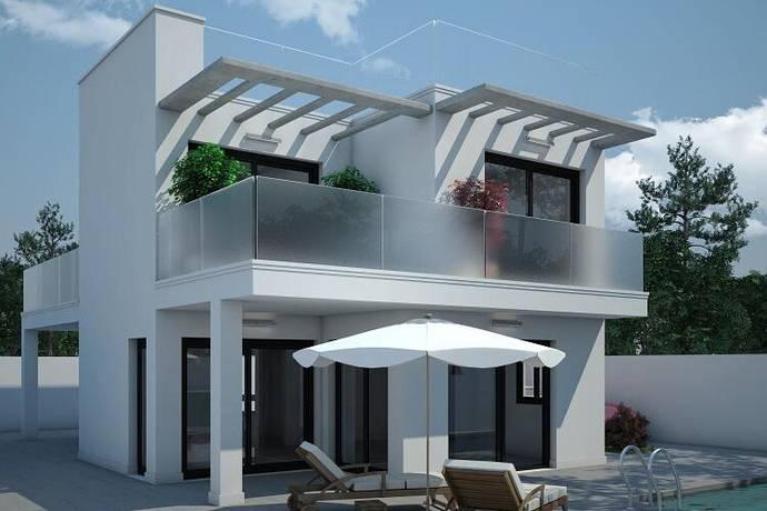 Bild: 5 rum villa på Fristående Villa med pool och garage, Spanien Torre De La Horadada - Costa B