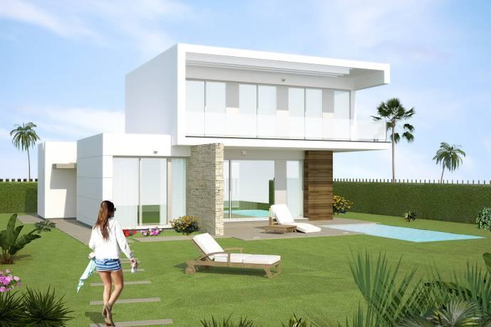 Bild: 3 rum bostadsrätt på Saona, Vistabella Golf, Spanien Los Montesinos