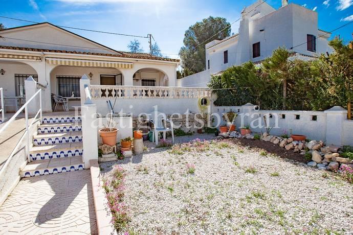 Bild: 3 rum radhus på Villa med havsutsikt., Spanien Albir   Costa Blanca