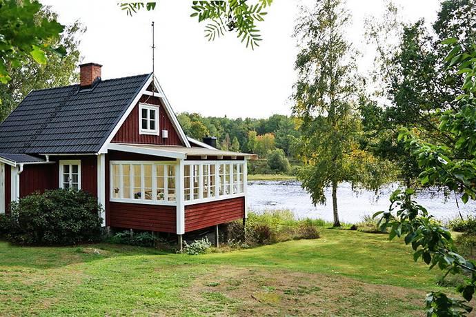 Bild: 4 rum villa på Hemsjöhultsvägen 90, Olofströms kommun Mörrumsån Olofström Blekinge