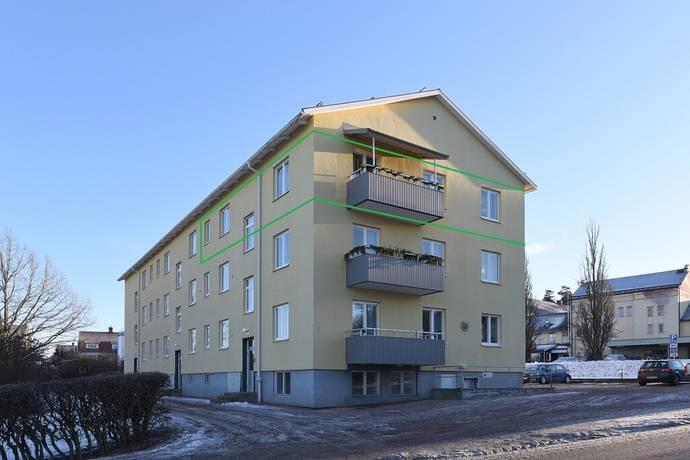 Bild: 4 rum bostadsrätt på Djurgårdsvägen 3F, Kristinehamns kommun Sanna