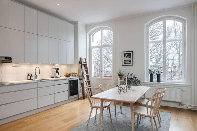 Bild: 2 rum bostadsrätt på Södra Järnvägsgatan 7A, Växjö kommun Söder