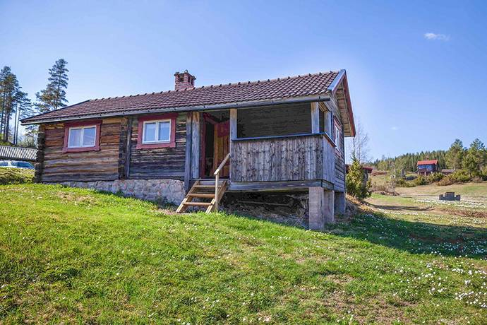 Bild: 2 rum fritidshus på Näsberg 9, Mora kommun Näsberg Våmhus