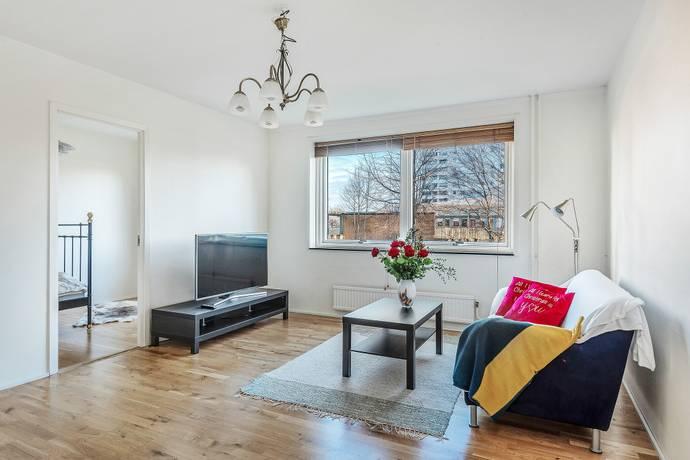 Bild: 3 rum bostadsrätt på Hagalundsgatan 20, Solna kommun Solna Hagalund