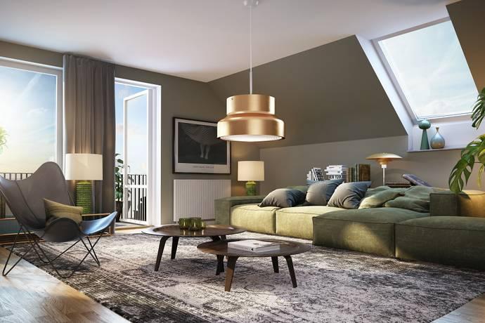 Bild: 4 rum bostadsrätt på Rämensvägen 27A, Stockholms kommun Årstastråket
