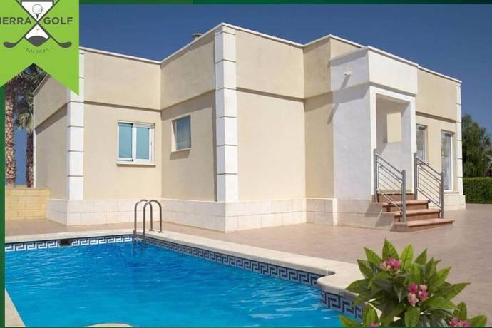 Bild: 3 rum radhus på Trädgård & Parkering, Spanien Nybyggt Radhus vid Golf