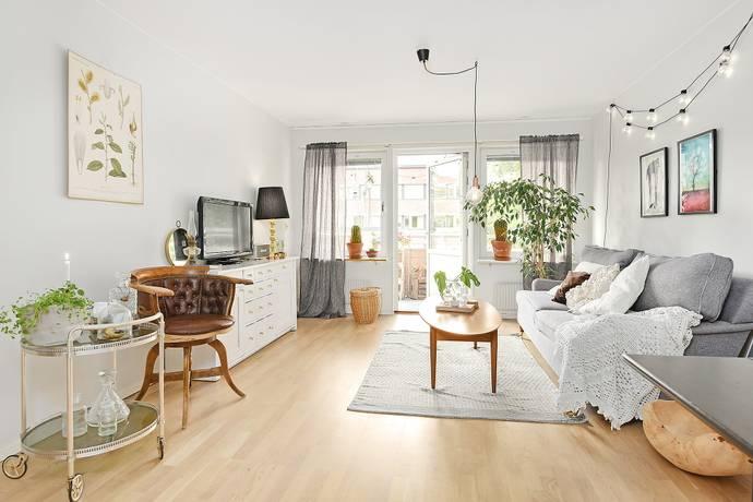 Bild: 2 rum bostadsrätt på Magasinsgatan 9B, 2tr, Umeå kommun