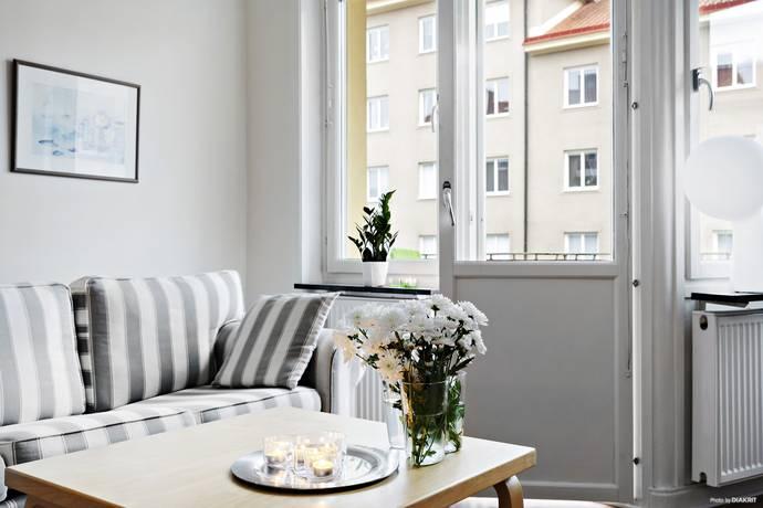 Bild: 1 rum bostadsrätt på Västra Ringvägen 21B, Västerås kommun Centralt/Oxbacken