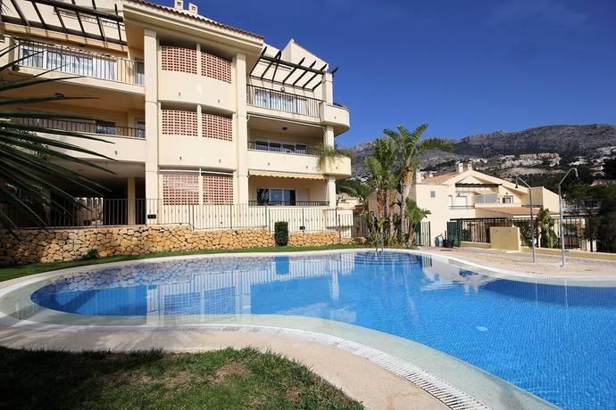 Bild: 2 rum bostadsrätt på Lägenhet i Isla de Altea !, Spanien COSTA BLANCA - ALTEA