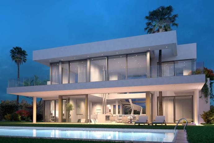 Bild: 5 rum villa på Costa del Sol, Marbella, Spanien
