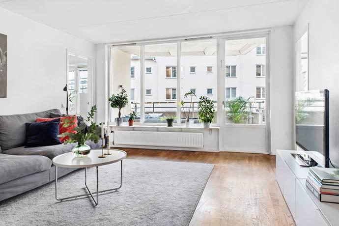 Bild: 4 rum bostadsrätt på Starrängsringen 65, 2 tr, Stockholms kommun Stockholm