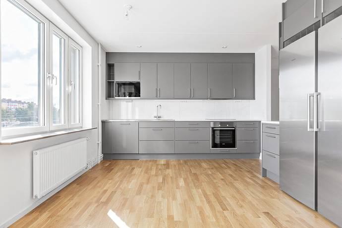 Bild: 4 rum bostadsrätt på Mäldgatan 4, 4 tr, Järfälla kommun Jakobsberg