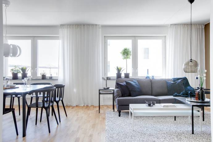 Bild: 4 rum bostadsrätt på Råbyvägen 57H, Uppsala kommun Gränby