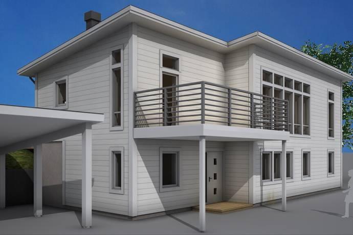 Bild: 6 rum villa på Fjällbjörksvägen 27, Skövde kommun SKÖVDE