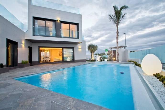 Bild: 4 rum villa på Villa i San Miguel de Salinas, ALICANTE, Spanien San Miguel de Salinas