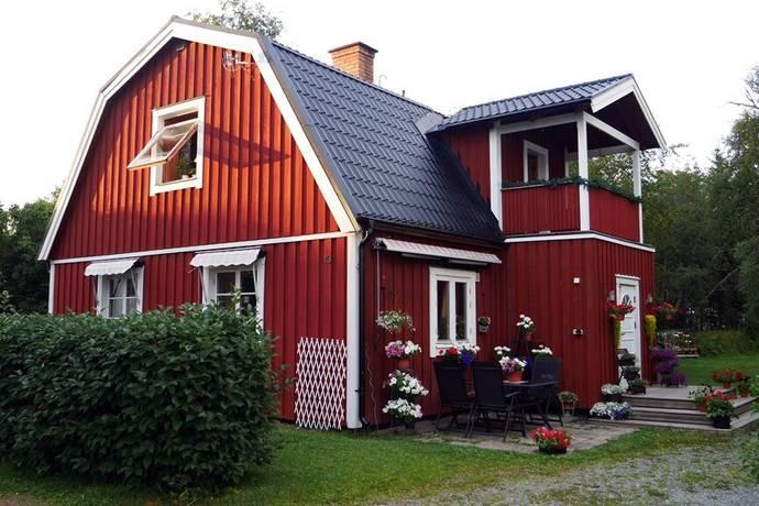 Bild: 4 rum villa på Villavägen 13, Östersunds kommun Brunflo