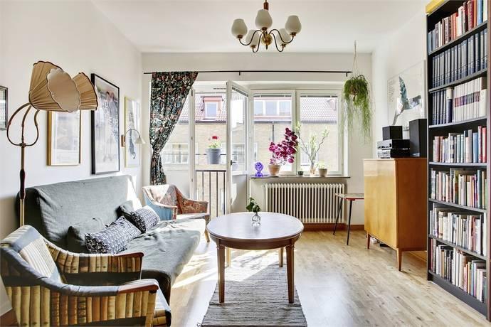 Bild: 3 rum bostadsrätt på Trelleborgsgatan 20B, Malmö kommun Nobeltorget