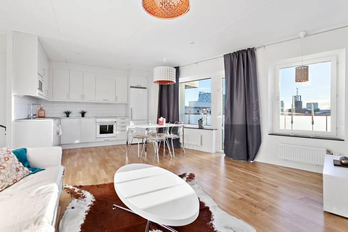 Bild: 3 rum bostadsrätt på Stenkvistavägen 10, 3 tr, Stockholms kommun Högdalen